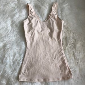 SPANX Intimates & Sleepwear - Spanx • Cream Shaping Tank